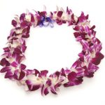 Orchid Lei